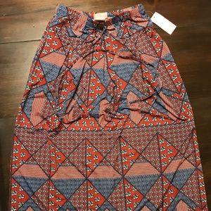 Funky Boho Metro Wear Skirt